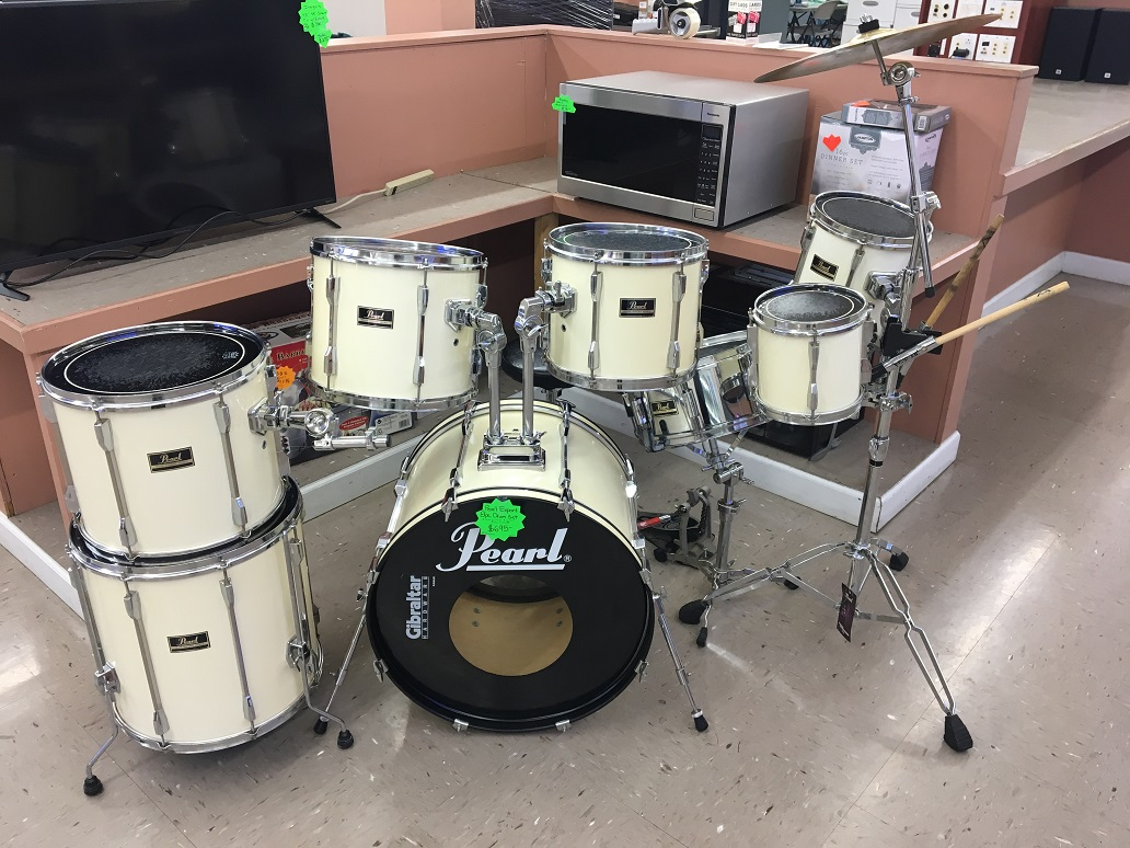 Pearl Export Drum Set